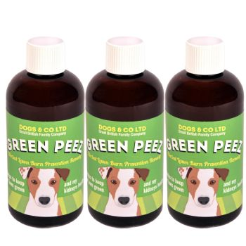 Green Peez Multi-Buy Offer: Dog Urine Grass Burn Patch Prevention